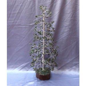 GREEN AVENTURINE LARGE TREE 075