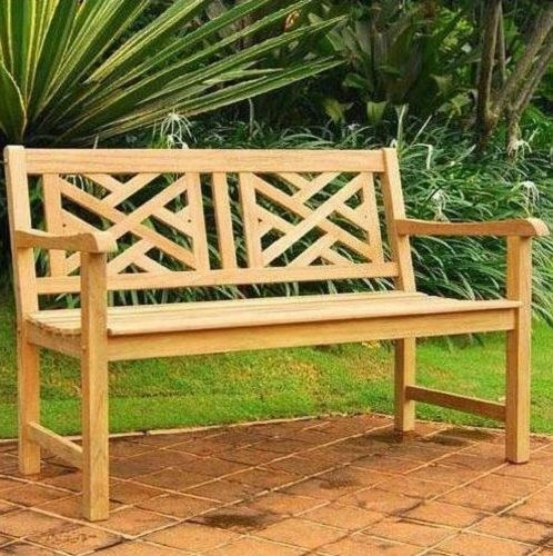 1000+ Ideas About Wooden Garden Benches On Pinterest