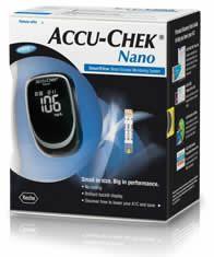 FREE ACCU-CHEK Nano Blood Glucose Monitor on http://www.icravefreebies.com/