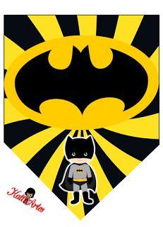 EUGENIA - KATIA ARTS - LETTERS AND CUSTOM BLOG few things: Streamer Batman