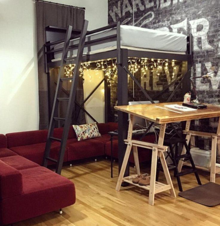 Στούντιο που μοιάζουν με βίλες -Γουστόζικα μικροσκοπικά διαμερίσματα, δίνουν ιδέες [εικόνες] | iefimerida.gr