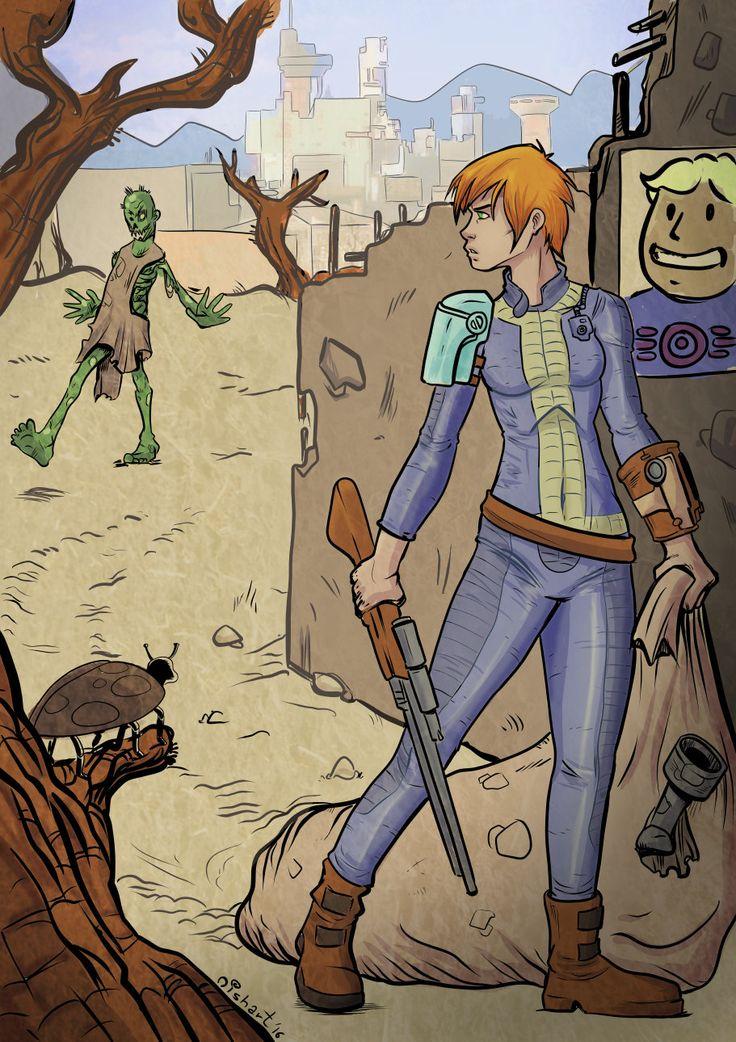 Fanart Fallout 4 – Nishart Web