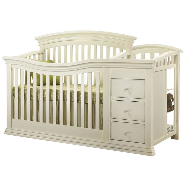 Beautiful Now This Is The ALL IN ONE Crib! Lovely Design. Sorelle Verona