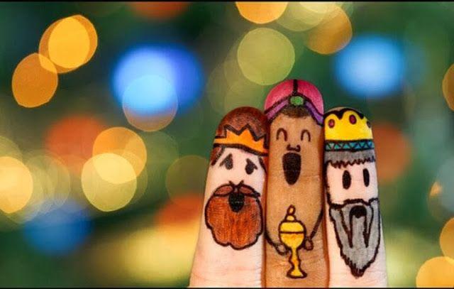 Ya vienen los Reyes Magos, ya vienen los Reyes Magos....