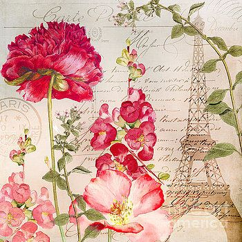 Always Paris II by Mindy Sommers