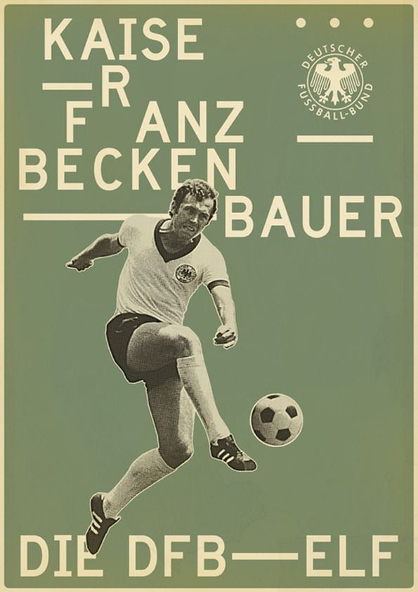 Zoran Lucic's Football Heroes Posters • Selectism
