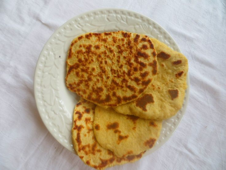 I'd like to share my Indian roti recipe with you. A good Indian curry isn't really complete unless you have a good Indian bread to eat it with. It's inc