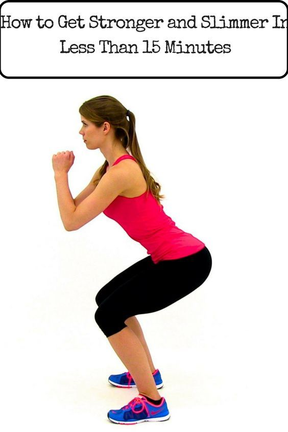 You Need Only 15 Minutes To Get Stronger and Slimmer – Medi Idea