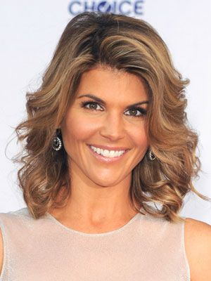 Lori Loughlin Hairstyles - January 7, 2009 - DailyMakeover.com