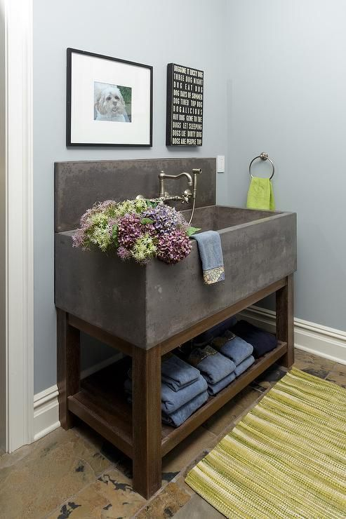 Best 25 Concrete Sink Ideas On Pinterest Concrete