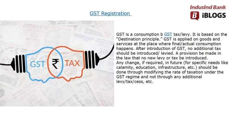 #GSTregistration process is online through a portal maintained by Central Government of India.