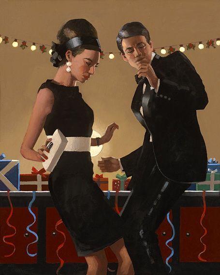 Twistin' the Night Away: Jack Vettriano