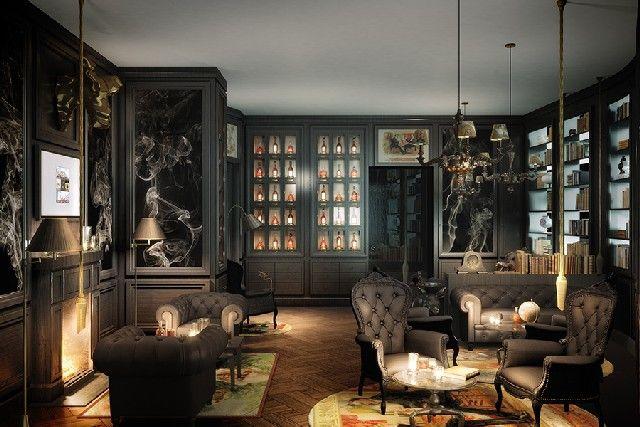 Homedesignideas Eu: 25+ Best Ideas About Smoking Room On Pinterest