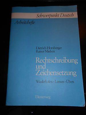 DEUTSCH Rechtschreibung und Zeichensetzung - Wiederholen Lernen Üben.sparen25.info , sparen25.de , sparen25.com