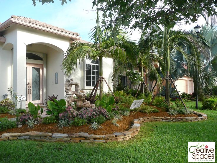 Front Yard Landscaping South Florida