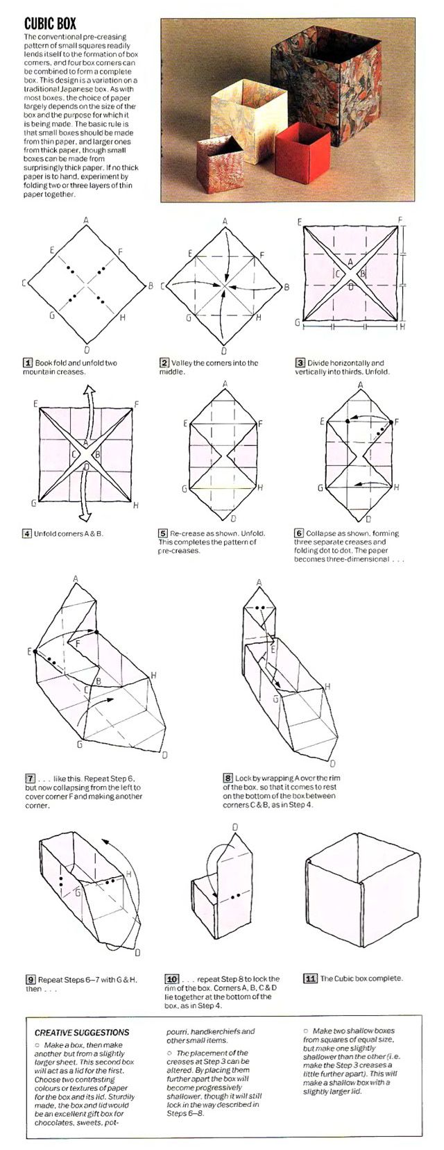 самбреро из бумаги фото инструкция
