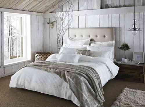17 meilleures id es propos de chambre a coucher for Couleur chambre romantique