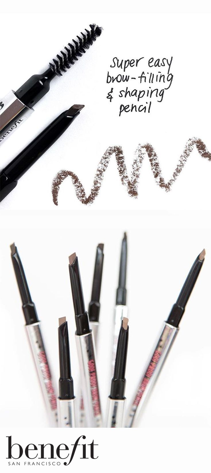 Have you tried our Goof Proof Brow Pencil yet? Never have a bad brow day again xx