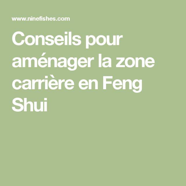 Conseils pour aménager la zone carrière en Feng Shui