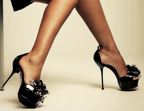 uff: Heels Heels, Fabulous Shoes, Sexy Feet, Sexy Highheel, Shoes Fit, Foot Candy, Legs, Bows, Black High Heels