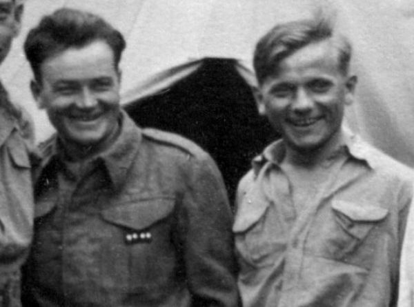 Jan Kubiš and Jozef Gabčík- Responsible for the assassination of Nazi Reinhard Heydrich (one of the darkest figures in Nazi history...one of the primary architects of the Holocaust)