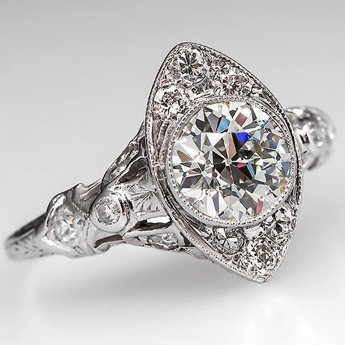 diamond rings 2014 | ... Diamond and Platinum Engagement Ring. Photo © 2014 EraGem Jewelry