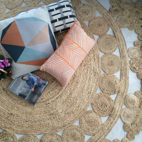 Styling Tips for Jute Rugs