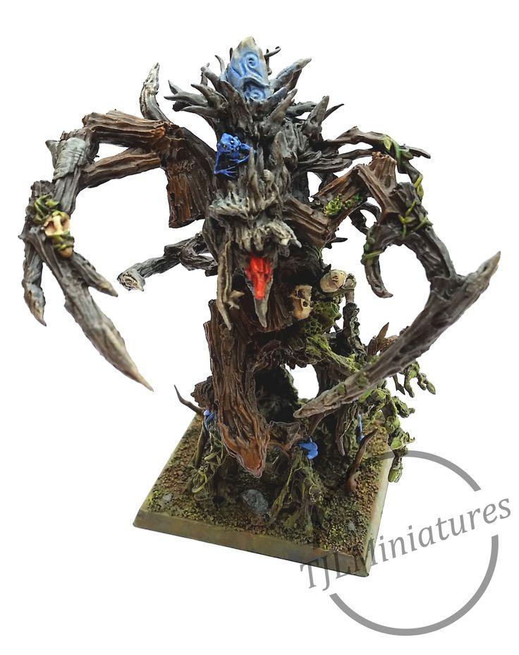 Converted Wood Elf Treeman