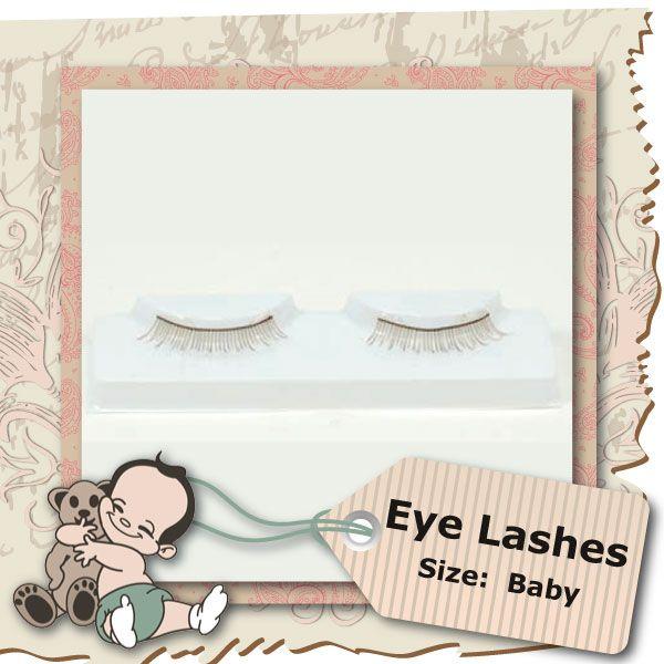 Eyelashes-LightBorwn