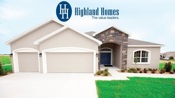 Take a virtual tour of the spacious and beautiful Windemere home plan by Highland Homes - this video showcases a model home in Auburndale, Florida. The Windemere features 5 bedrooms, 3 baths and a 3-car garage.