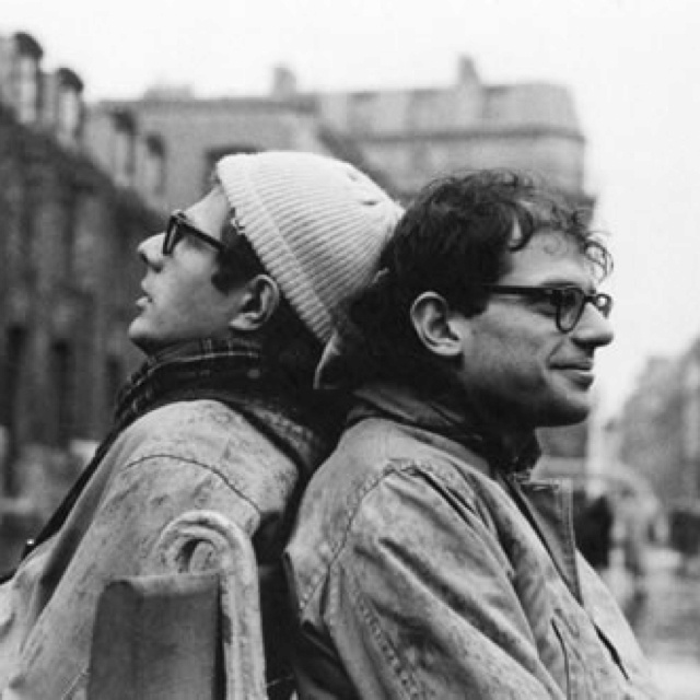 the message in the literary works of allen ginsberg