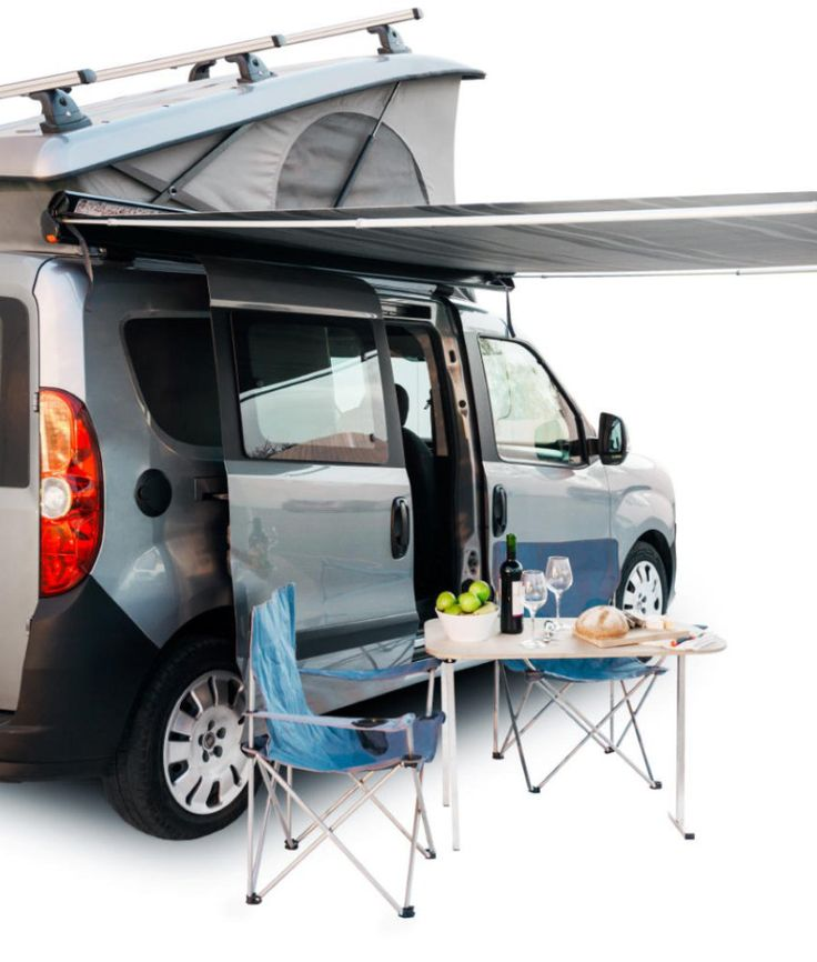 Bien-aimé 12 best Fiat Doblo images on Pinterest | Campers, Fiat doblo and Maxis UC06