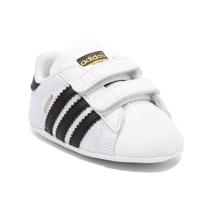 Crib adidas Superstar Athletic Shoe