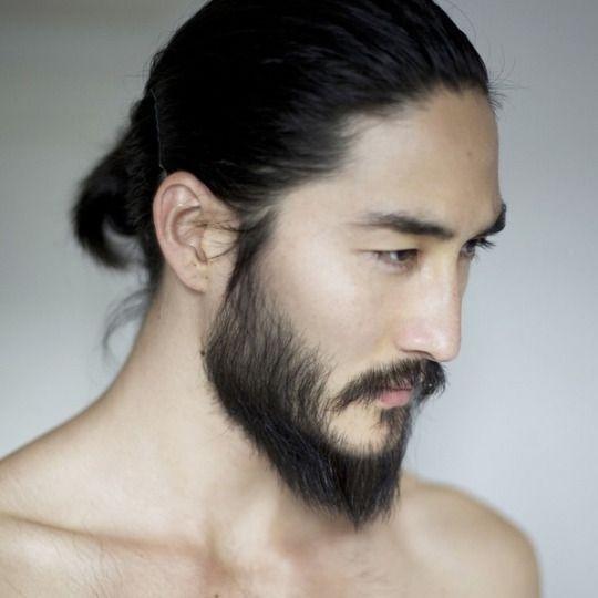 Tony Thornburg (Japanese/Swedish Model) | Beauty: Far East ...