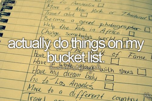 Wouldn't it be cool if stuff on my to do list became to done lists