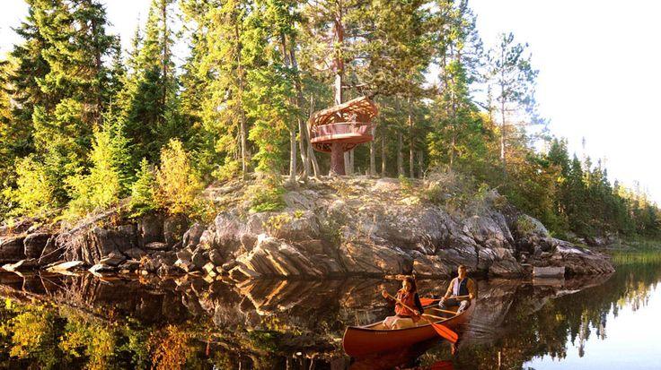E'Terra Samara – Tobermory (Canada)