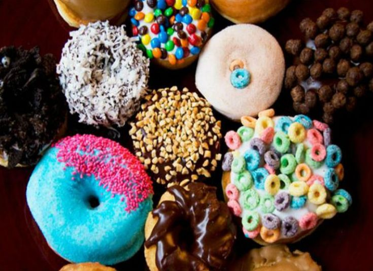 20+ Donut Creations That Are So Bizarre You Just Have To Try Them - Oola.com#slide/0#slide/0#slide/0