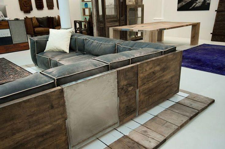 Modern Industrial Furniture Decor Inspirations