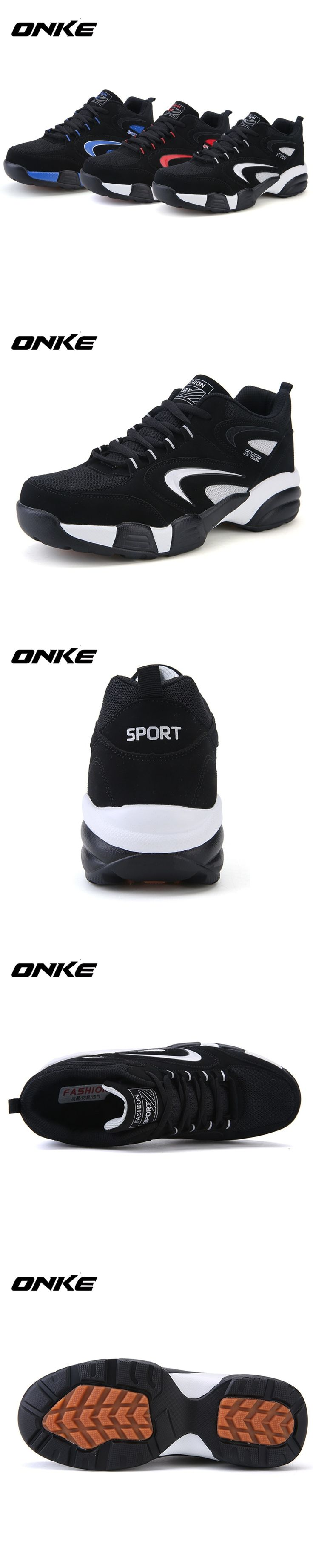 ONKE Running Shoes for Men Shoes Male Footwear Jogging Shoes zapatillas hombre scarpe uomo di marca Big Size 2017 Men Sneakers