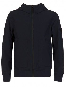 Stone Island Junior Navy Tech Jacket