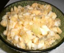 Rezept Eiersalat mal anders, ohne Majonaise von S64 - Rezept der Kategorie Vorspeisen/Salate
