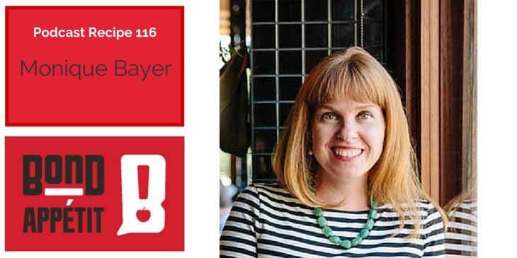 116. Telling untold stories & the importance of connection with the process with Monique Bayer