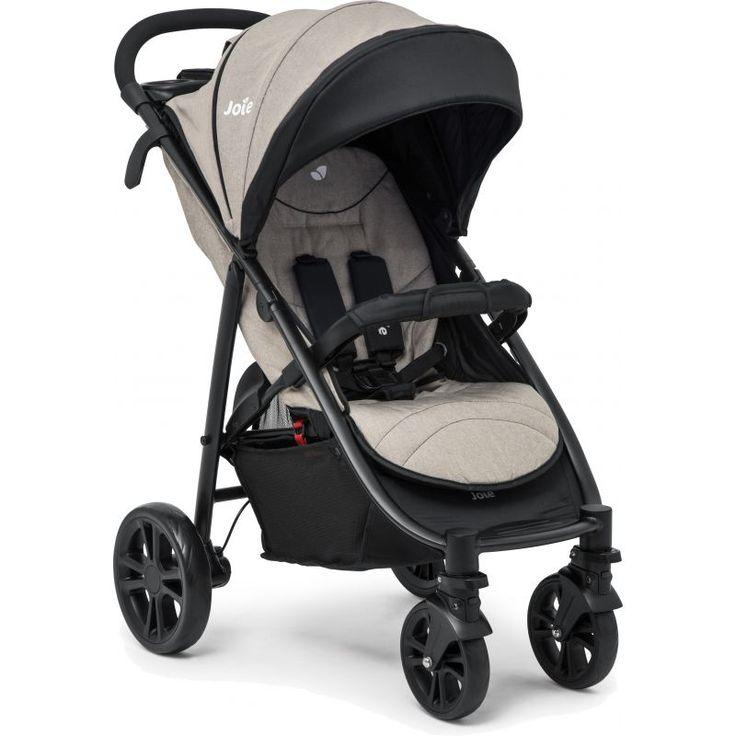 Joie Litetrax 4-Wheel Stroller-Khaki (New)