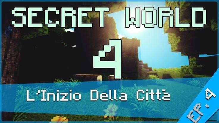 SecretWorld 4: -L'Inizio Della Città- Episodio #4