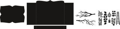 Cr1374 Craftable Box card