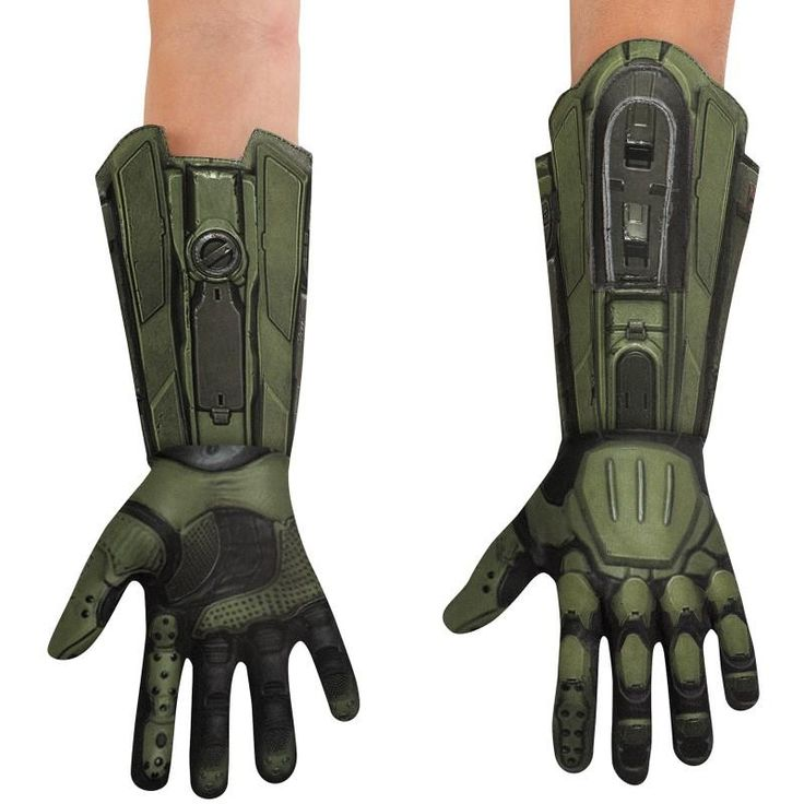 Halo: Deluxe Master Chief Gloves For Kids – $16.99