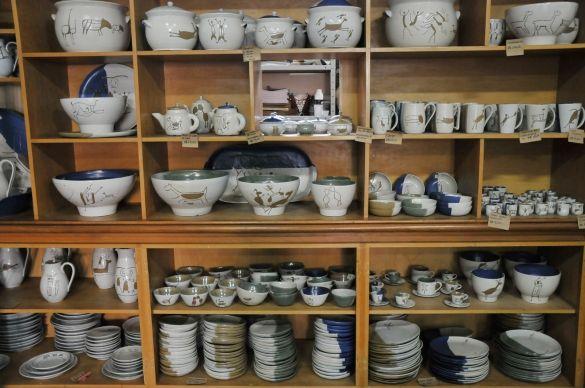 Cerâmica exportada