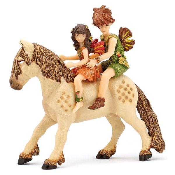 Papo Enchanted World Elves Children And Pony Pony Lps Littlest Pet Shop Elves
