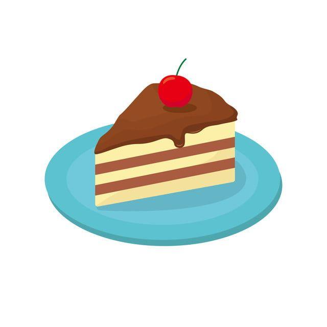 Fatia De Bolo Ilustracao Em Vetor Isolada No Fundo Branco Bolo Clip Art Bolo Clipart Comida Bolo Imagem Png E Vetor Para Download Gratuito Cake Vector Doodle Cake Cake Clipart