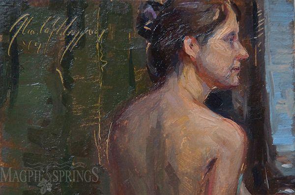Olive and Auburn – Thomas Caleb Goggans